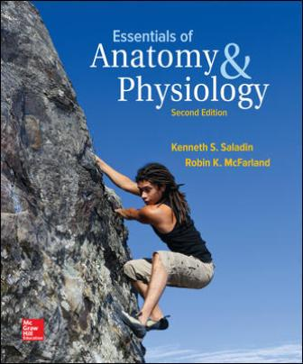 Solution Manual for Essentials of Anatomy and Physiology