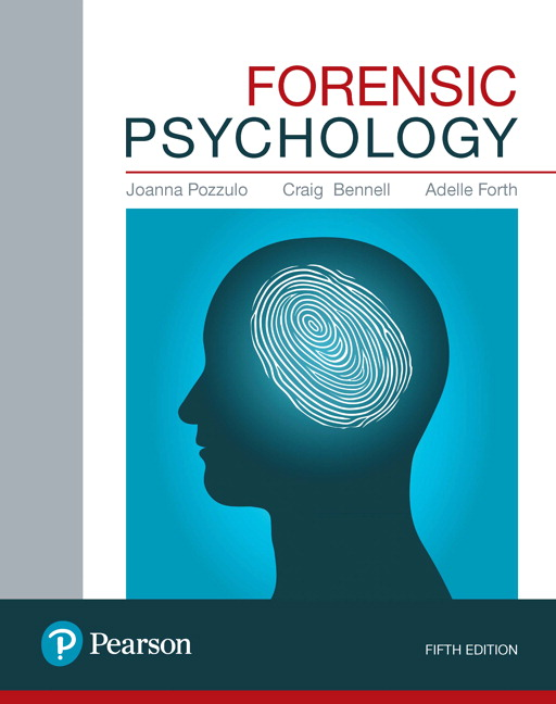 Downoad: Solution Manual for Forensic Psychology