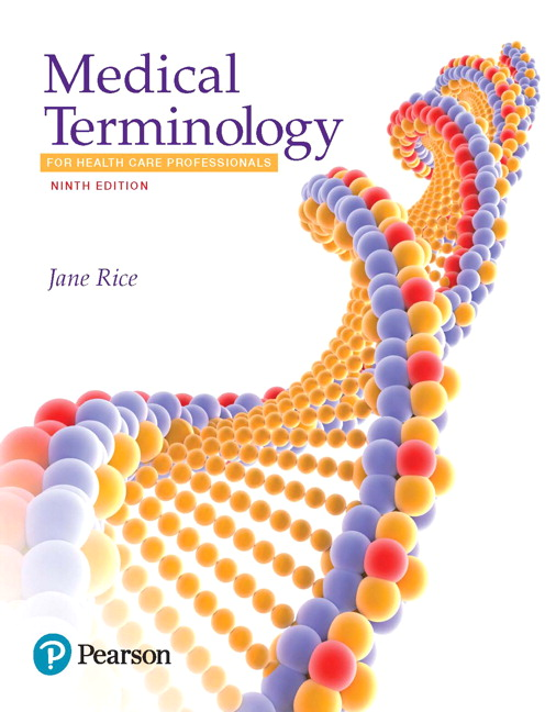 Test Bank for Medical Terminology for Health Care Professionals