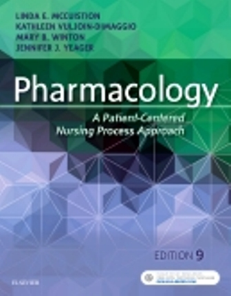 Test Bank for Pharmacology 9th Edition McCuistion ISBN: 9780323399166