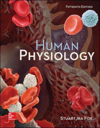 Test Bank for Human Physiology 15th Edition Fox