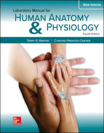 Solution Manual for Human Anatomy & Physiology Main Version 4th Edition Martin