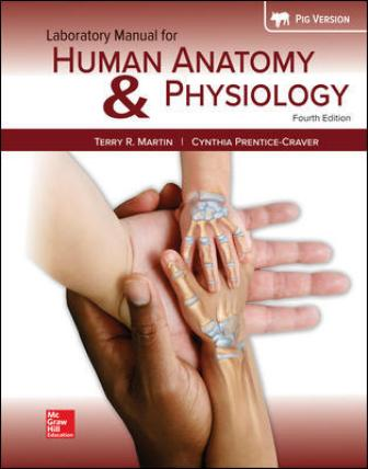 Solution Manual for Human Anatomy and Physiology Fetal Pig Version