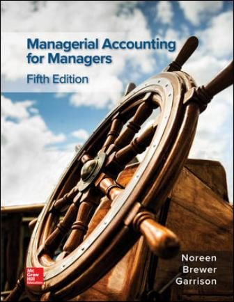 Test Bank for Managerial Accounting for Managers