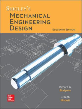 Solution Manual for Shigley's Mechanical Engineering Design