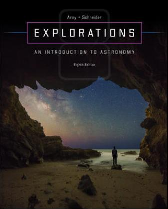 Test Bank for Explorations: Introduction to Astronomy