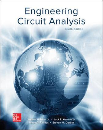 Solution Manual for Engineering Circuit Analysis