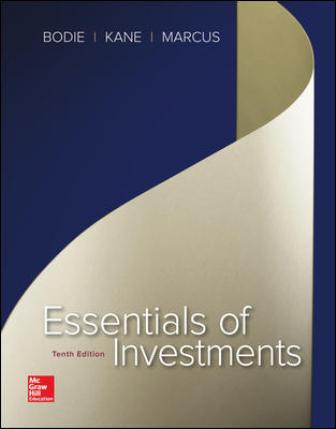 Solution Manual for Essentials of Investments