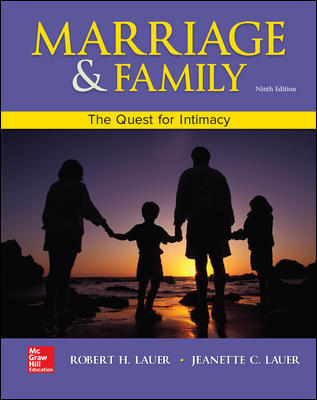 Test Bank for Marriage and Family: The Quest for Intimacy