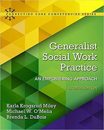 Test Bank for Generalist Social Work Practice An Empowering Approach