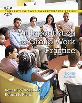 Test Bank for Introduction to Group Work Practice