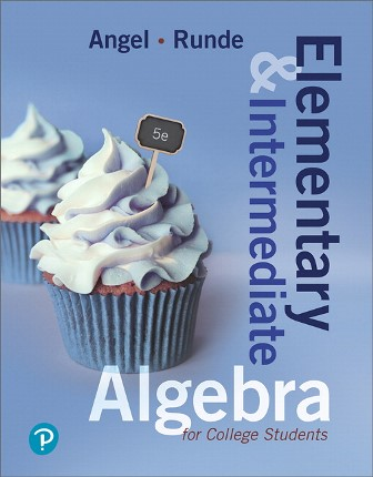Test Bank for Elementary and Intermediate Algebra for College Students