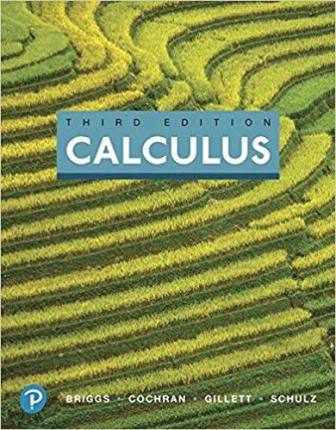 Test Bank for Calculus