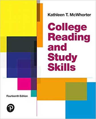 Test Bank for College Reading and Study Skills