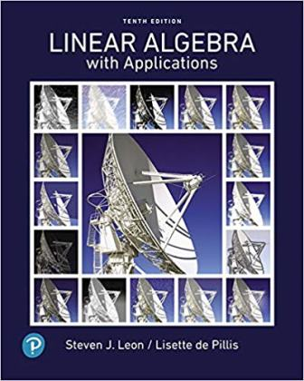 Solution Manual for Linear Algebra with Applications