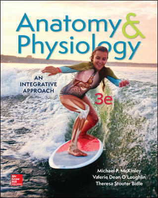 Test Bank for Anatomy & Physiology: An Integrative Approach 3rd Edition McKinley