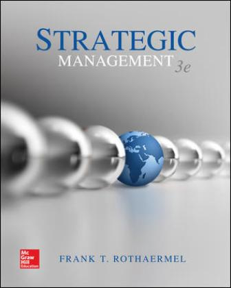 Test Bank for Strategic Management