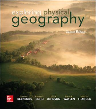 Test Bank for Exploring Physical Geography
