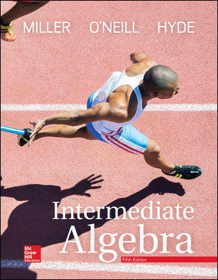 Solution Manual for Intermediate Algebra