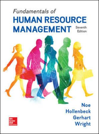 Solution Manual for Fundamentals of Human Resource Management