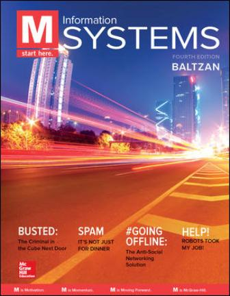Solution Manual for M: Information Systems