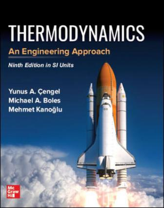 Test Bank for Thermodynamics: An Engineering Approach