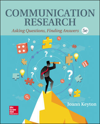 Test Bank for Communication Research: Asking Questions