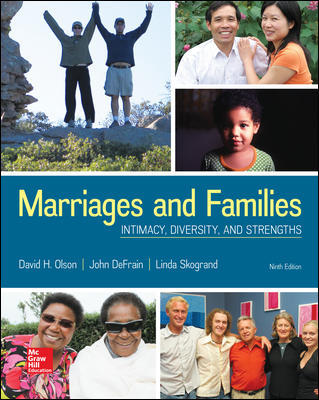 Test Bank for Marriages and Families: Intimacy