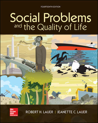 Test Bank for Social Problems and the Quality of Life