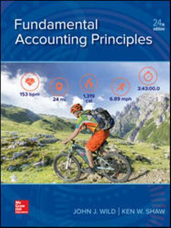 Test Bank for Fundamental Accounting Principles