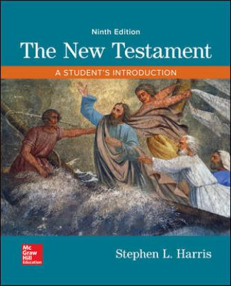 Test Bank for The New Testament: A Student's Introduction