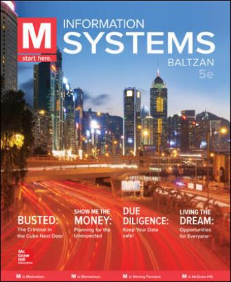 Test Bank for M: Information Systems