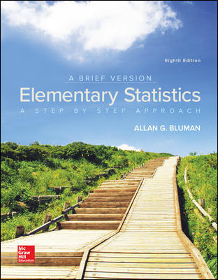 Test Bank for Elementary Statistics: A Brief Version