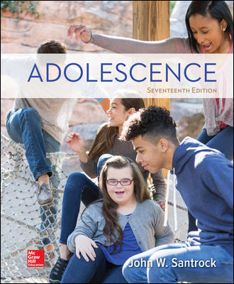 Test Bank for Adolescence