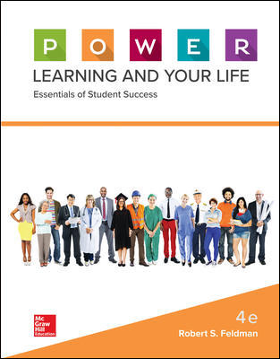 Test Bank for P.O.W.E.R. Learning and Your Life: Essentials of Student Success