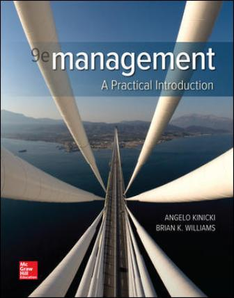 Solution Manual for Management