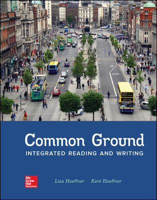 Test Bank for Common Ground: Integrated Reading and Writing Skills