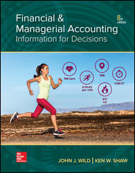 Solution Manual for Financial and Managerial Accounting