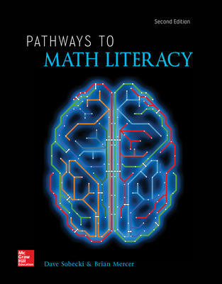 Solution Manual for Pathways to Math Literacy