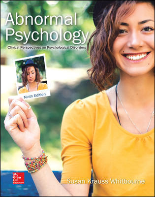 Test Bank for Abnormal Psychology: Clinical Perspectives on Psychological Disorders 9th Edition Krauss