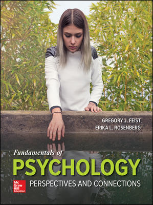 Test Bank for Fundamentals of Psychology: Perspectives and Connections