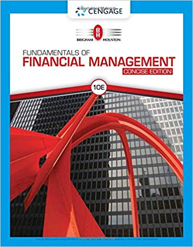 Test Bank for Fundamentals of Financial Management, Concise Edition 10th Edition Brigham