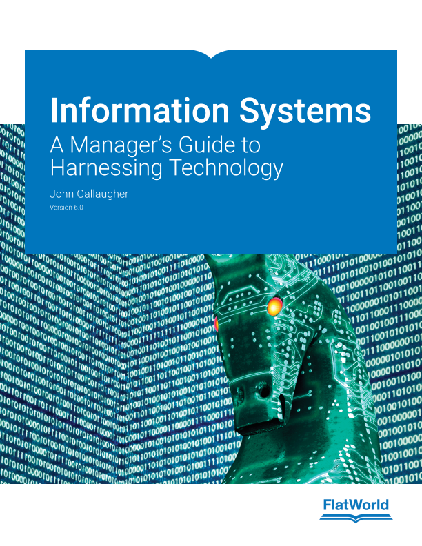 Solution Manual for Information Systems: A Manager's Guide to Harnessing Technology, Version: 6.0, Gallaugher