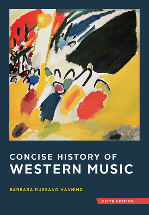 Solution Manual for Concise History of Western Music 5th Edition by Barbara Russano Hanning