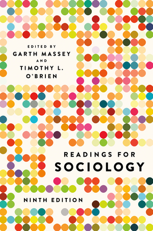 Test Bank for Readings for Sociology 9th Edition by Garth Massey