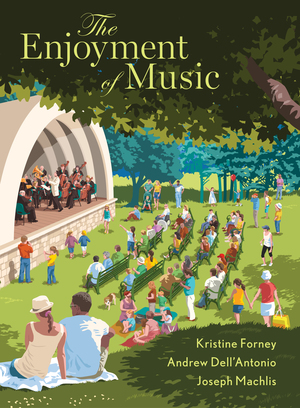 Test Bank for The Enjoyment of Music 13th Edition by Kristine Forney