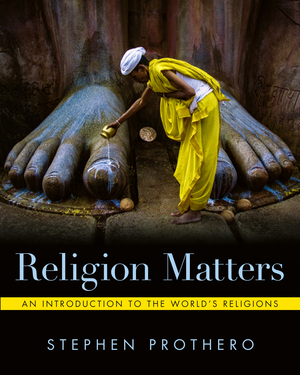 Test bank for Religion Matters by Stephen Prothero