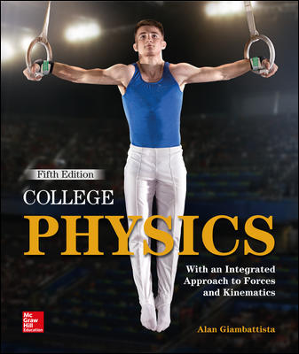 Solution Manual for College Physics 5th Edition By Alan Giambattista