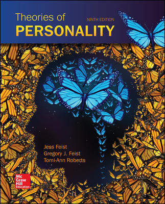 Solution Manual for Theories of Personality 9th Edition By Jess Feist