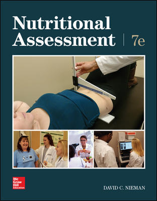 Test Bank Nutritional Assessment 7th Edition By David Nieman